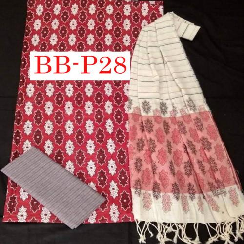 Screen Print Three Pes BB-P28