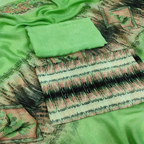 Original Indian Rishika Silk Three Pcs-04