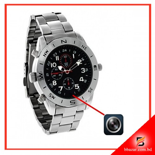Spy Watch Camera 32gb memory