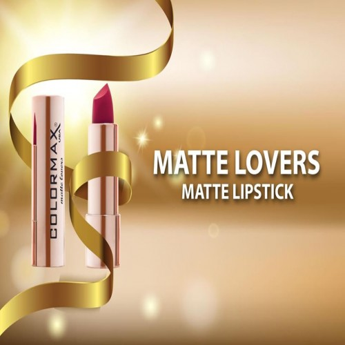Colormax Matte Lovers Matte Lipstick