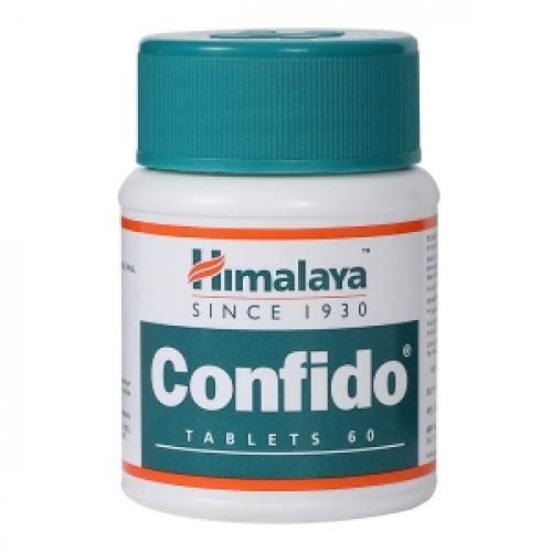 Himalaya Confido Tablets - 60 Pcs