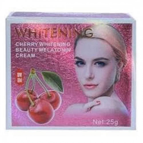 Cherry Whitening Beauty Melatonin Cream 25g