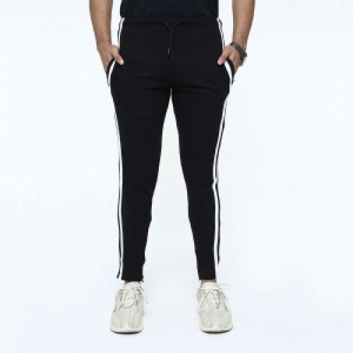 premium quality mens cotton joggers-19