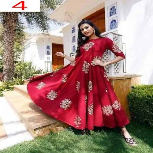 One Piece Readymade Kurti For Woman 4