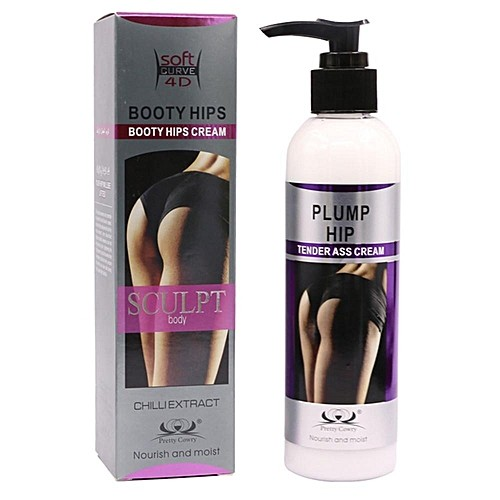 BOOTY HIPS ENLARGEMENT CREAM