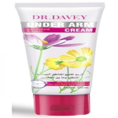 DR.DAVEY under arm cream with natural extracts Brightening Cream