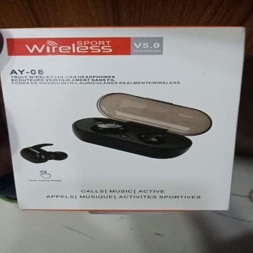 Wireless Earphones Sport AY-08