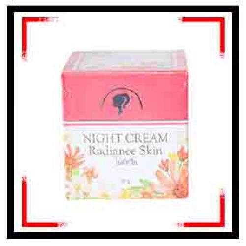 Night Cream Radiance Skin