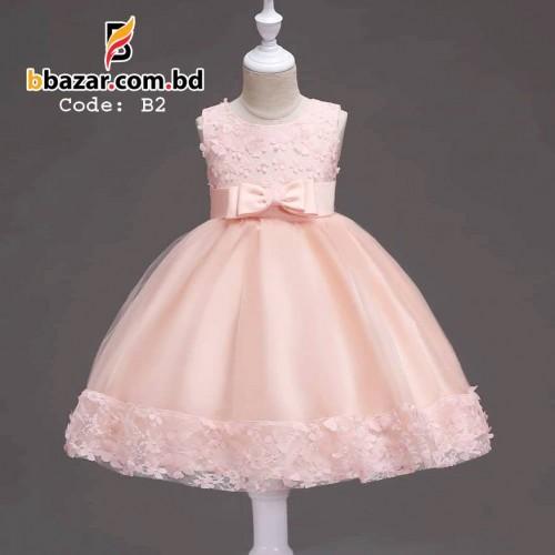 Baby Dress Cream