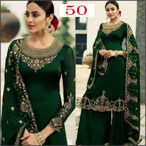 Indian Soft Jorjet-50