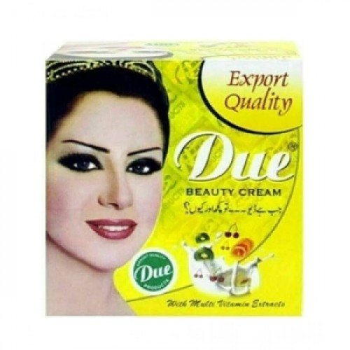 Due Beauty Cream (40g)