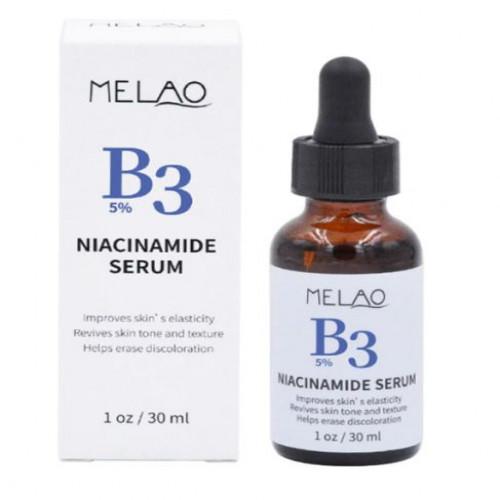 MELAO B3 5Percent  NIACINAMIDE SERUM