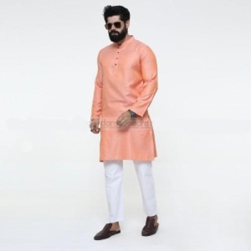 Exclusive Cotton Panjabi for man-4