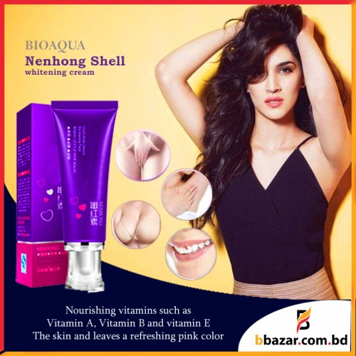 Bioaqua Shell pink cream