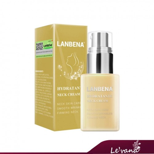 Lanbena hydratante neck cream