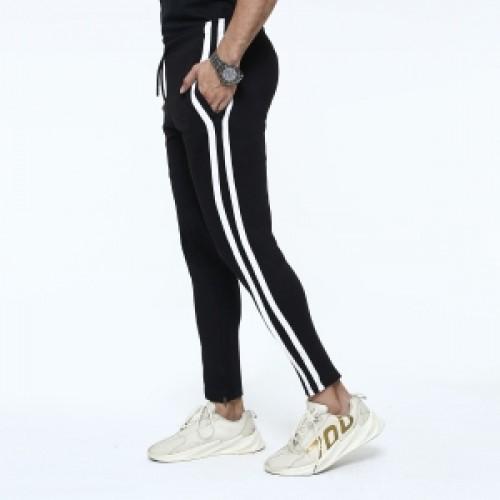 premium quality mens cotton joggers-13