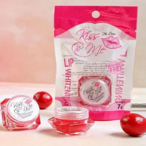 Kiss Me Pink Lip Whitening Balm