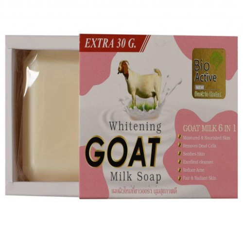 Whitening Goat Milk soap