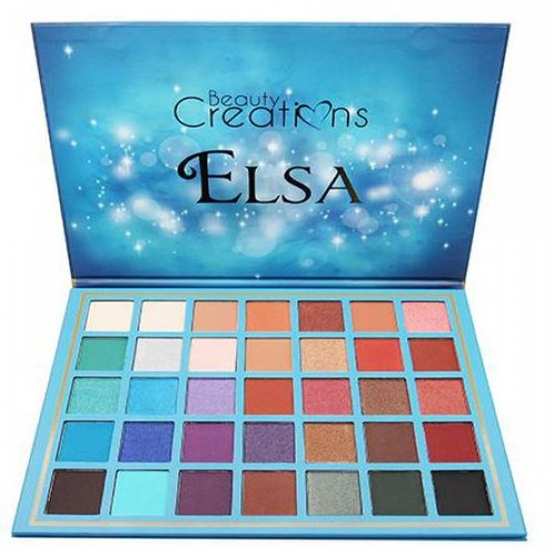 Beauty Creations Elsa Palette 35 colors