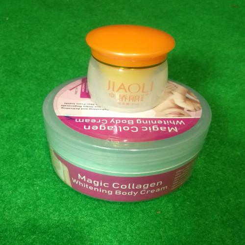 Body Whitening Cream Combo