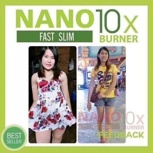 NANO FAST SLIM 10x Burner