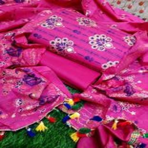 Dilli Butiks Three Pcs-04