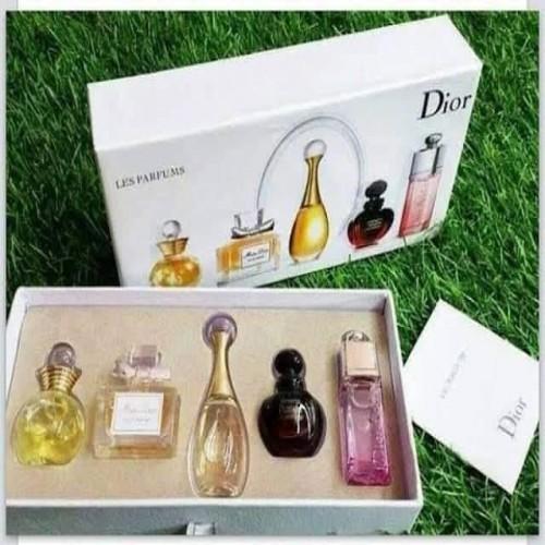 Dior Mini Perfume Set