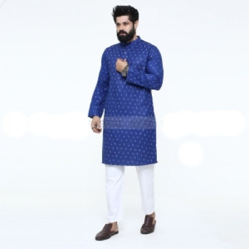Exclusive Cotton Panjabi for man-3