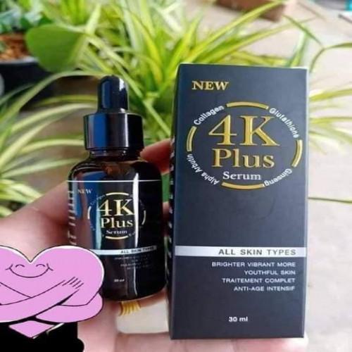 4k plus serum