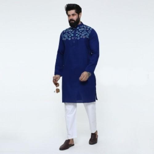 Exclusive Cotton Panjabi for man-9