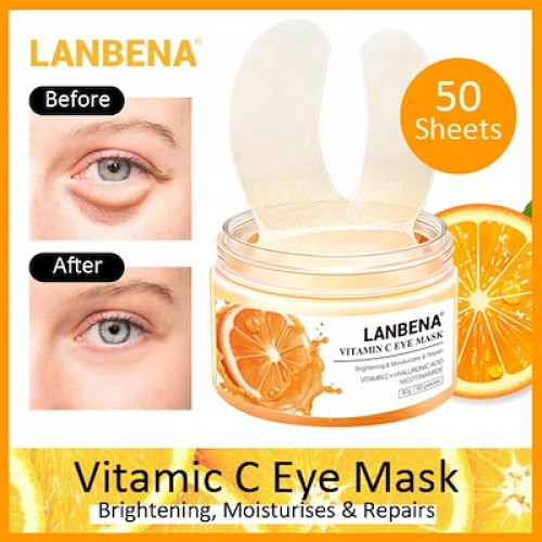 lanbena vitamin c eye mask