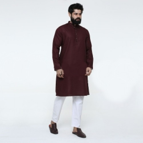 Exclusive Cotton Panjabi for man-12