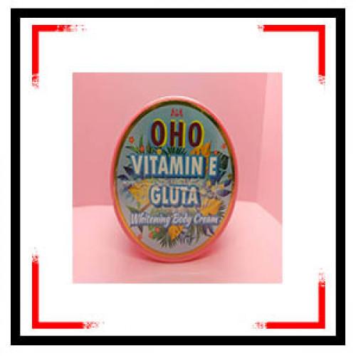 Oho Vitamin E Gluta whitening Cream