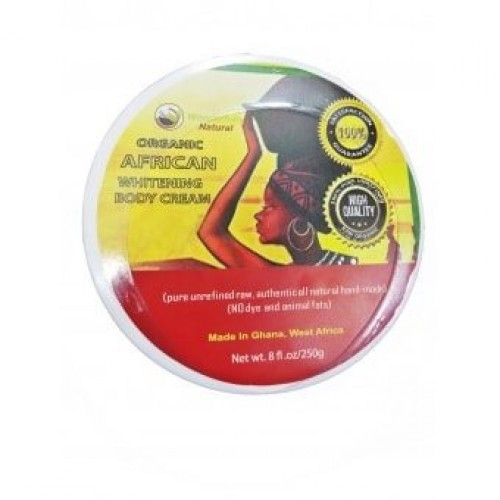 African Laser Whitening body cream