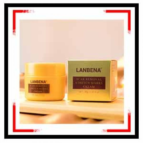 lanbena scar removal stretch marks cream