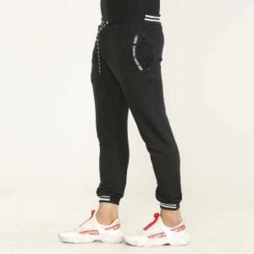 premium quality mens cotton joggers-1