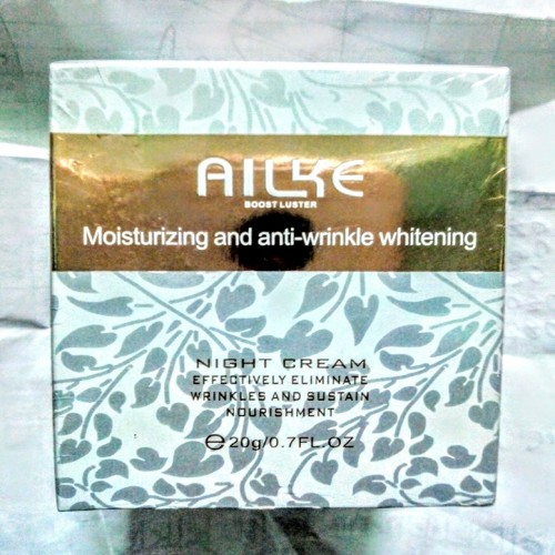 ailke moisturizing and anti-wrinkle whitening