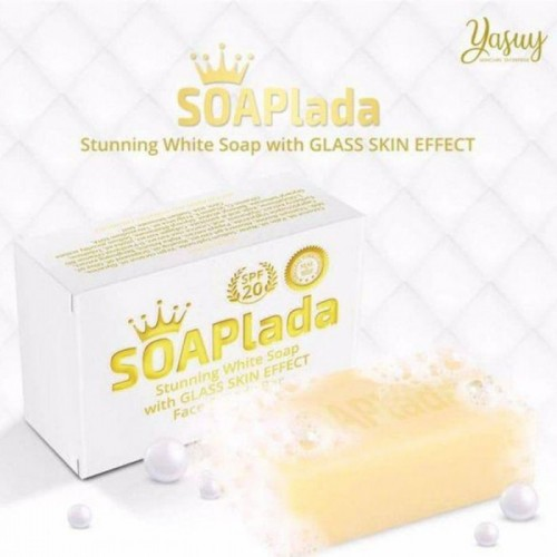 Soaplada whitening soap