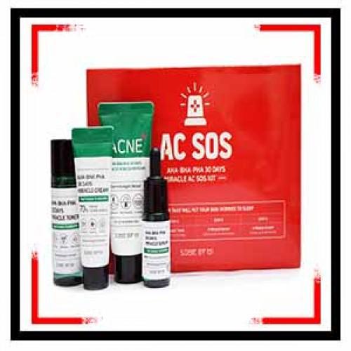 Aha.Bha.Pha 30 days Miracle AC SOS Kit
