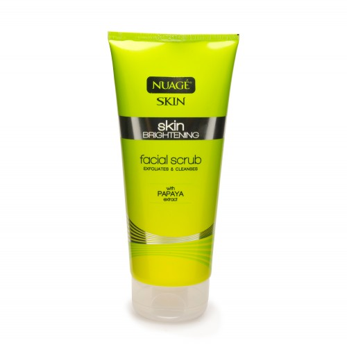Nuage skin facial scrub