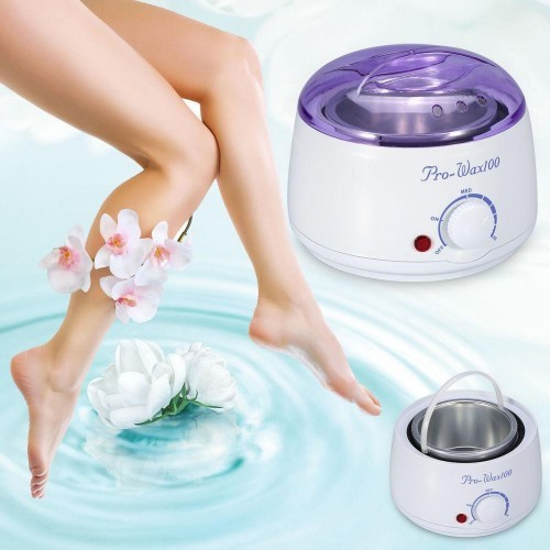 Pro Wax100 Painless Electric Waxing Kit 4 in 1 Set