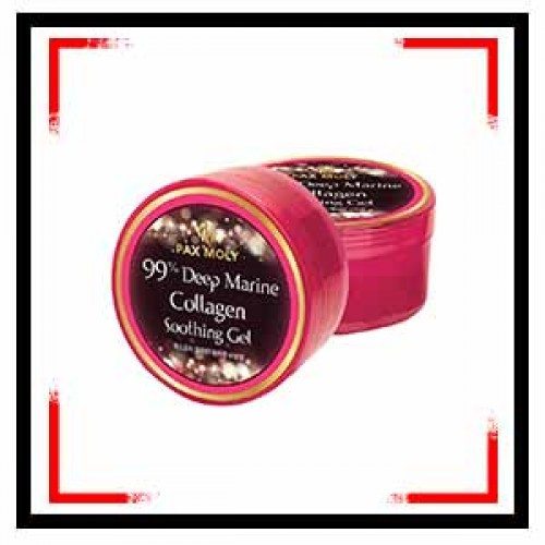 Pax Moly 99 percent Deep Marine Collagen Soothing Gel