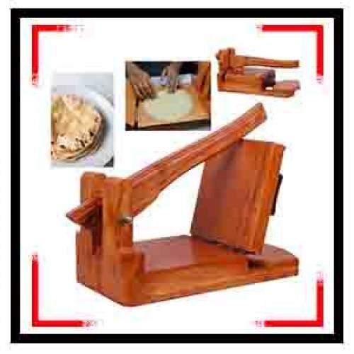 Wooden Ruti Maker 10 Inchi