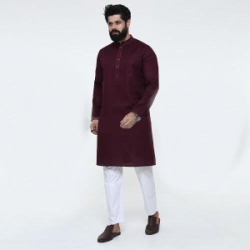 Exclusive Cotton Panjabi for man-16