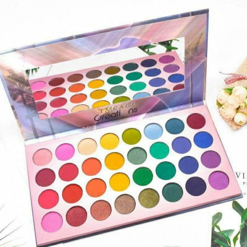 TAKE ME HOME eye shadow Palette 32 Colors