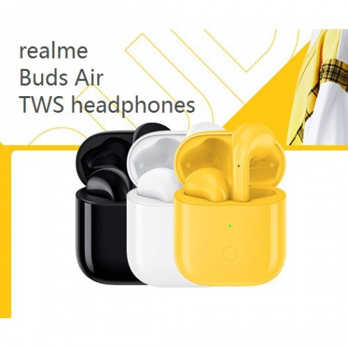 Realme Buds Air Wireless Earbuds