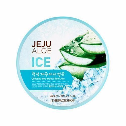 JEJU ALOE ICE SOOTHING GEL