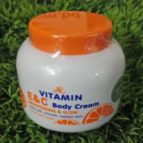 Vitamin e&c body cream