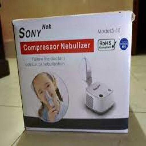 Sony Compress Nebulizer – S 18