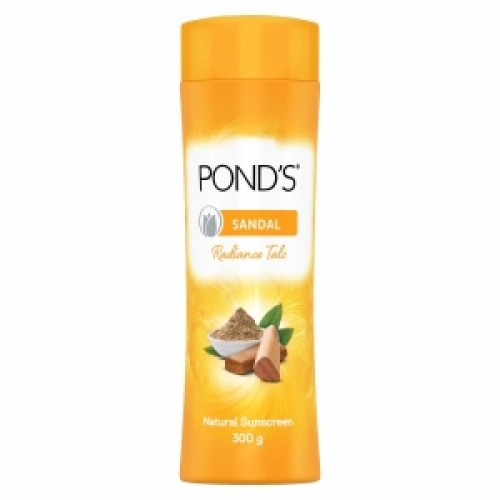 Ponds Sandal Radiance Talc 15g